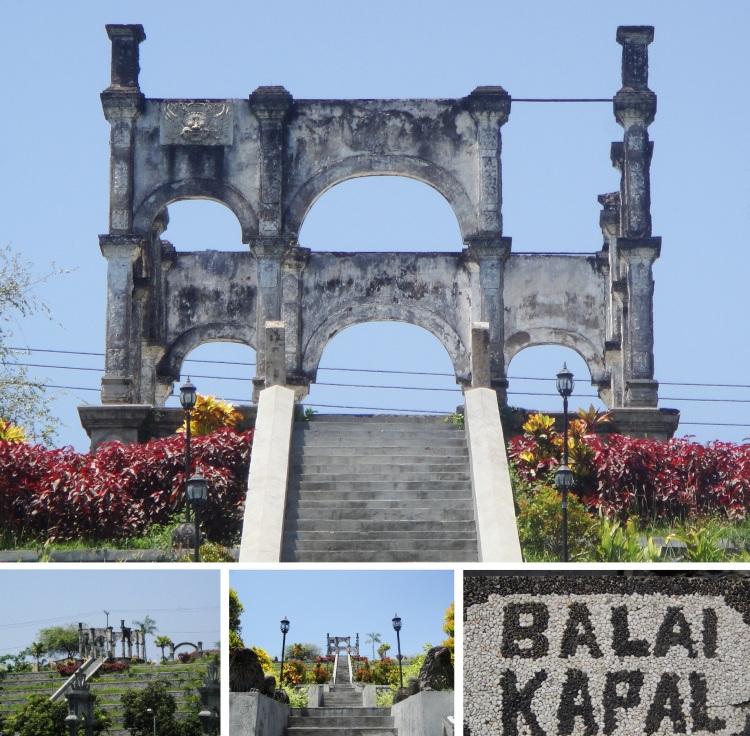 Balai Kapal Taman Soekasada